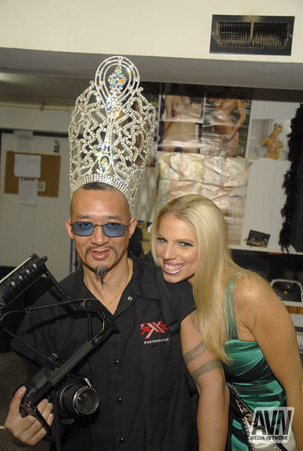 Miss Nude Usa 2011 Pageant  Avn-8763