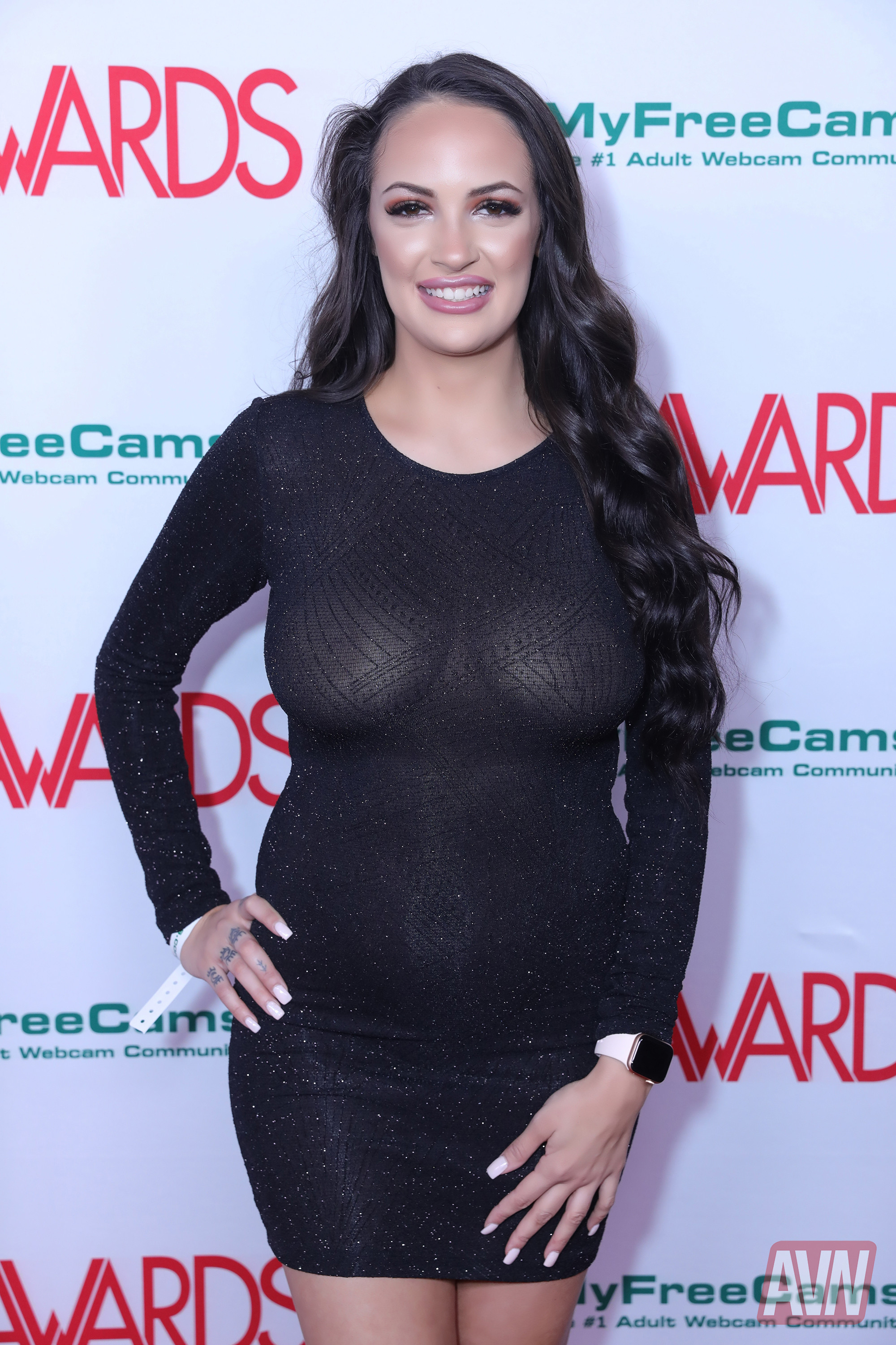 Avn awards sexiest red carpet outfits as virtual ceremony is streamed tonight