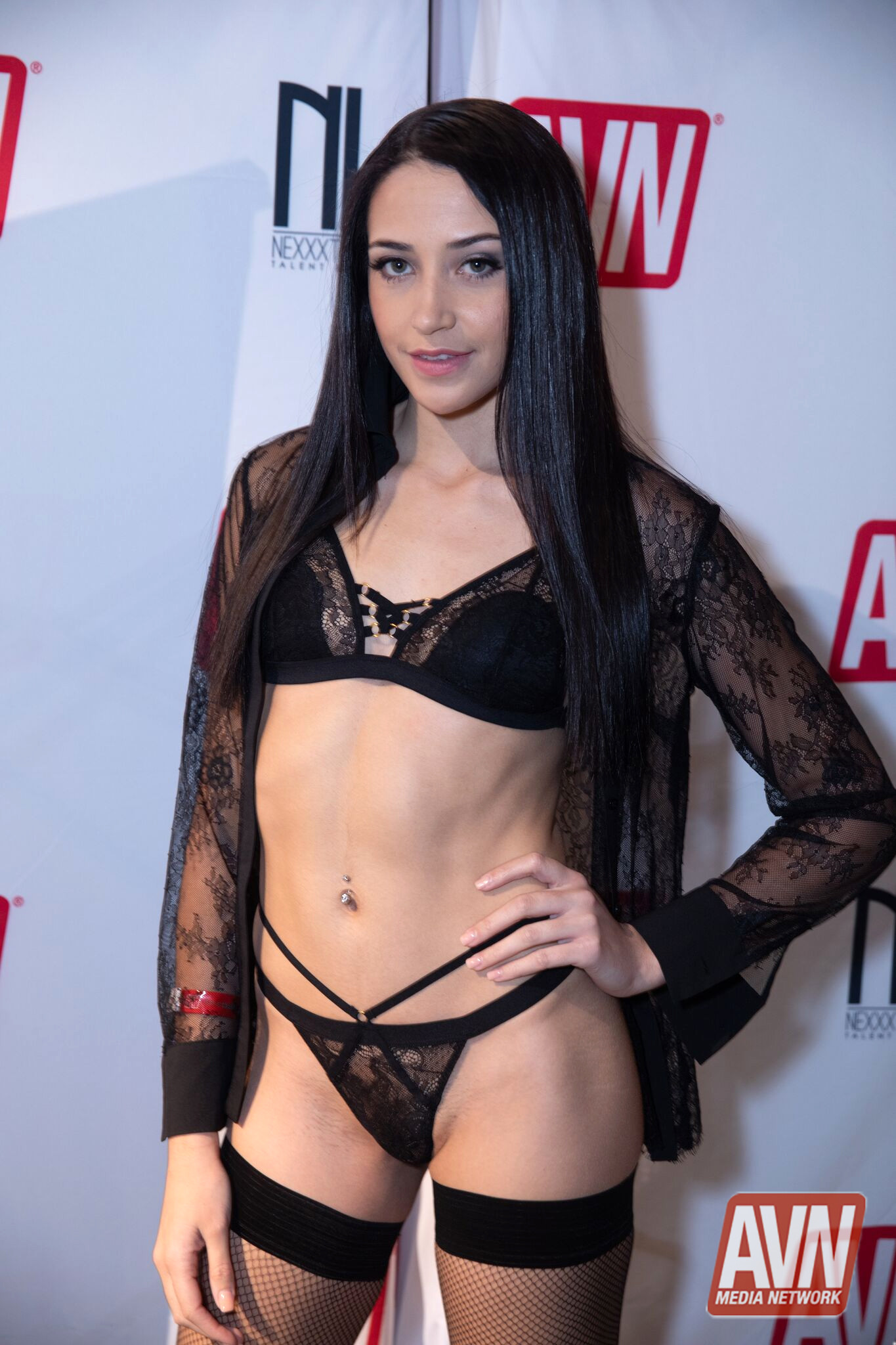 Riley Reid at the AVN Awards 2018 : PornstarFashion