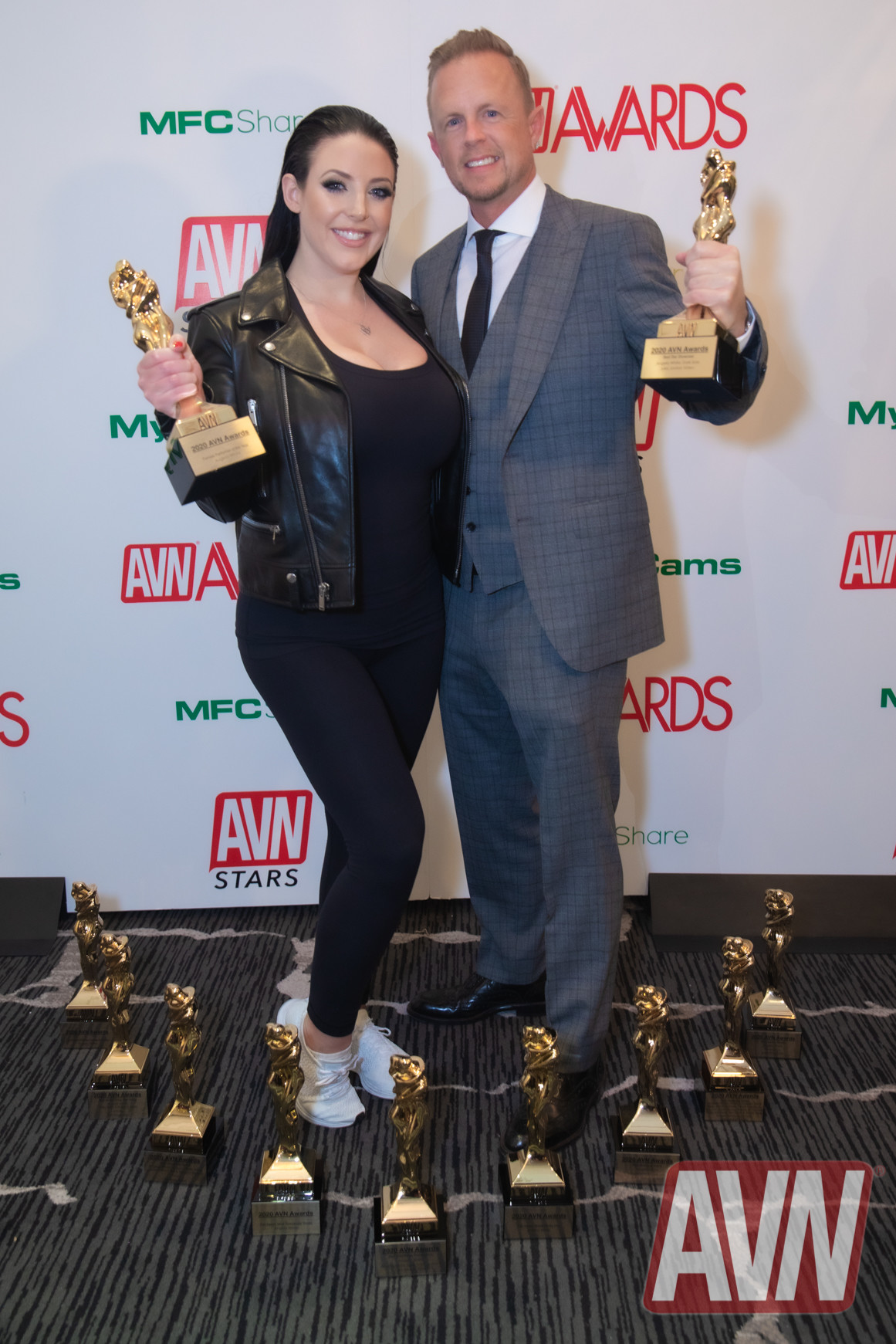 awards party Avn after