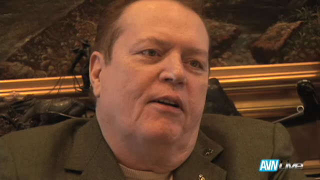 An Exclusive Interview with Larry Flynt