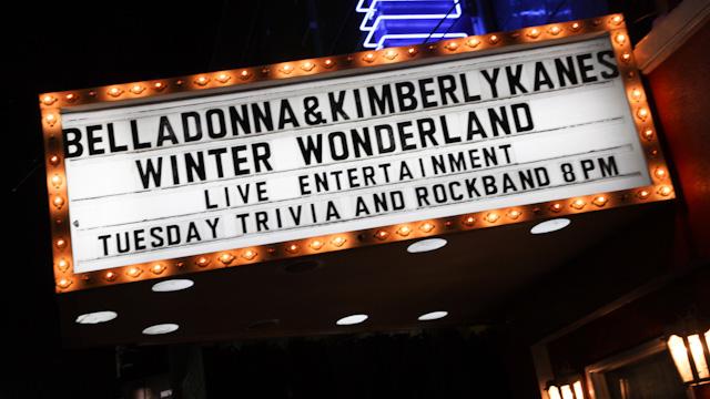 Winter Wonderland AIM Benefit