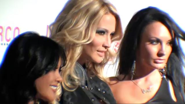 Star Gazing at the 2010 XRCO Awards