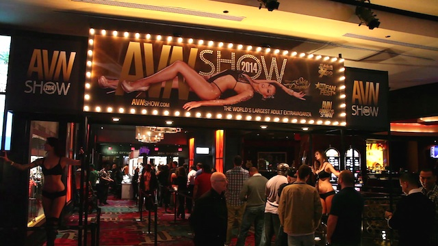AVN Adult Entertainment Expo 2014 - Day One
