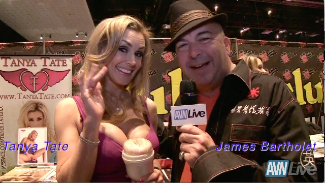 Tanya Tate Interview at Exxxotica Atlantic City 2013