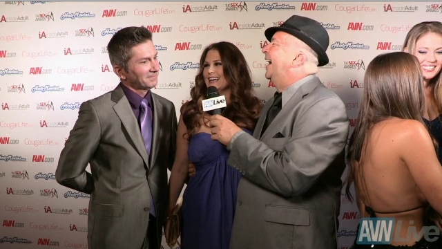 Allison Moore Talks with AVN Live at the 2013 Sex Awards