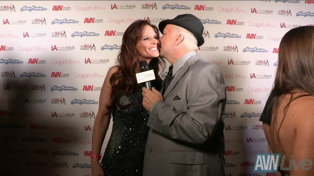 AVN Live Catches Up with Syren DeMer at the 2013 Sex Awards