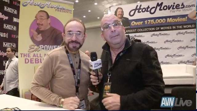 Ed Powers interview from AEE 2014