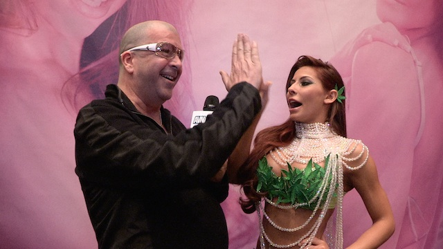 Madison Ivy interview at AEE 2014