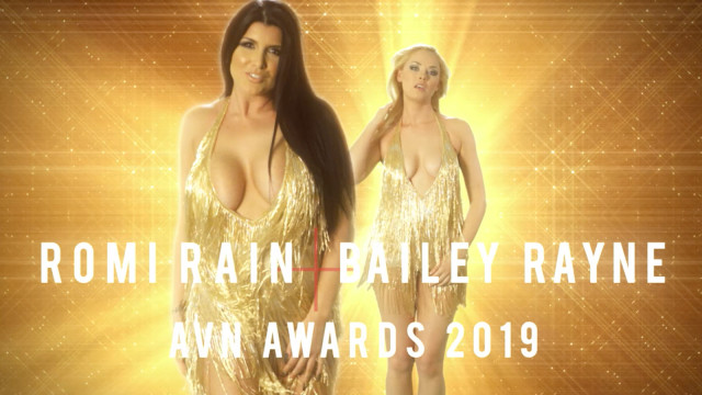 Bailey Rayne, Romi Rain to Reign at 2019 AVN Awards